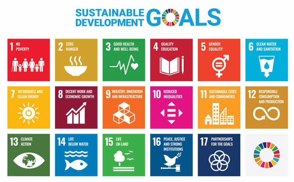 Sustainable goals development Poster